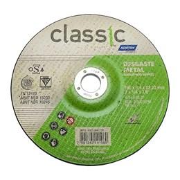 "KIT Disco Desbaste 7"" 6.4mm Metal BDA600 CLASSIC Norton 20UN"