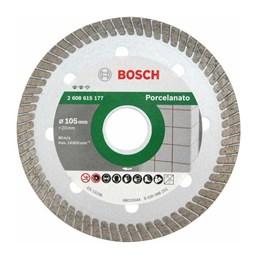 KIT Disco Diamantado 105 Seco/Refrig. Turbo Fino Bosch 10UN