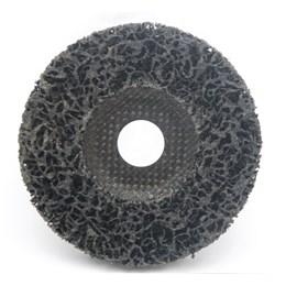 """KIT Disco Limpeza 4.1/2"""" Preto p/Metal 2608607632 Bosch 5UN"""