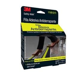 KIT Fita Antiderrapante Neon 50X5M H0002224485 6UN 3M