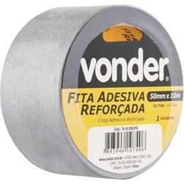 KIT Fita Silver Tape 50mm X 10M Prata Vonder 20UN