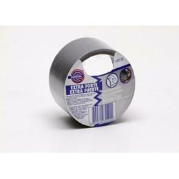 KIT Fita Silver Tape 50mm X 5M Cinza Sicad 20UN