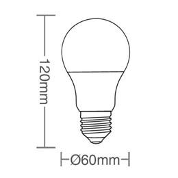KIT Lâmpada LED 12W 3000K TKL80 10UN Autovolt Taschibra