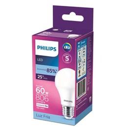 KIT Lâmpada Led 9W 6500K A60 40UN Autovolt -  Philips