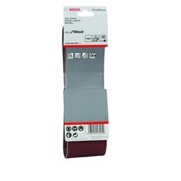 KIT Lixa Cinta 0.533 X 75 G40 Best For Wood 18 UN Bosch