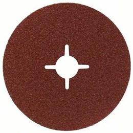 "KIT Lixa Disco 4.1/2"" G 24 Ferro - Bosch 50UN"