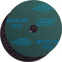 "KIT Lixa Disco 7"" G 36 Ferro F-212 - Norton 50UN"