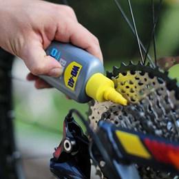 KIT Óleo Lubrificante WD40 400ML Bike WET/Úmido 6UN WD-40