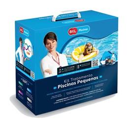 Kit Tratamento de Piscinas Pequenas 11010163W BEL PISCINAS