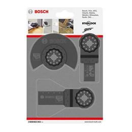 Kit Universal para Faca Vibratória Multi-Cutter Gop [ 2608662343 ] - Bosch