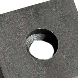 Lâmina para Máquina de Corta Ferro N.0 [ LMV081 ] - Metalsul