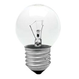 Lâmpada Bolinha Lustre Clara 15 W [ 11050014 ] - Taschibra