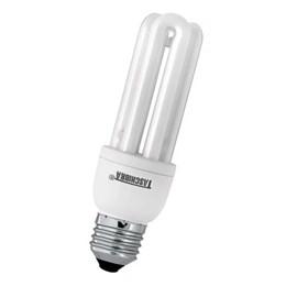 Lâmpada Compacta Tripla 15W Amarela [ 11030019 ] (220V) - Taschibra