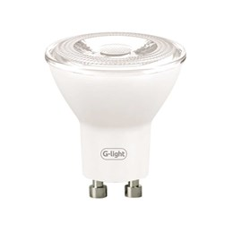 Lâmpada Dicróica Led Smd MR16 4.5W Autovolt GU10 3000K [ 185040129-0 ] - G-Light