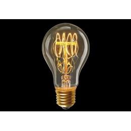 Lâmpada Filamento de Carbono 40W 2200K A19 [ 16020008 ] (220V) - Blumenox