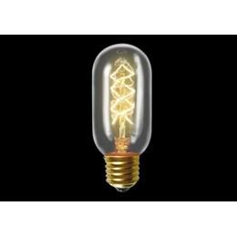 Lâmpada Filamento de Carbono 40W 2200K T45 [ 16020006 ] (220V) - Blumenox