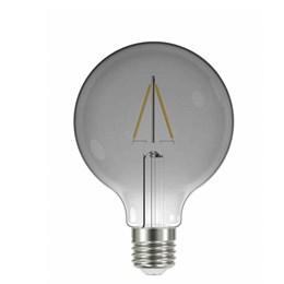 Lâmpada Filamento Led 4W Fume Globo G95 [ 11080493 ] (Autovolt) - Taschibra