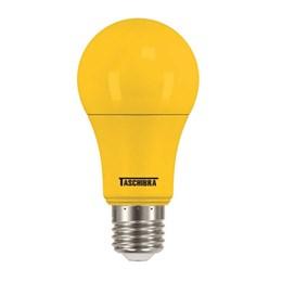 Lâmpada Led 5W Amarela A60 [ 11080391 ] (Autovolt) - Taschibra