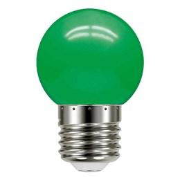 Lâmpada LED Bolinha 1W Verde [ 11080083 ] (220V) - Taschibra