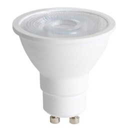 Lâmpada LED Dicróica MR16 7W Dimerizável GU10 2700K [ 11080409 ] (Autovolt) - Taschibra