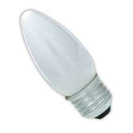 Lâmpada Vela Leitosa 40 W [ 11050012 ] - Taschibra