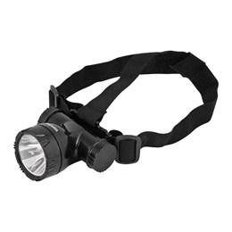 Lanterna com Suporte Cabeça Recarregável 1 Led [ 8075001100 ] - Vonder