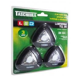 Lanterna Cree Tll 4 2000 [ 15060029 ] - Taschibra