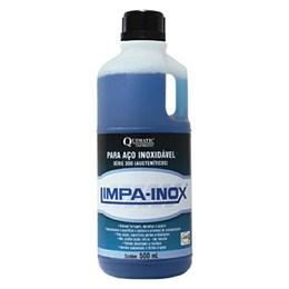 Limpa Inox Líquido 500 Ml [ LI1 ] - Tapmatic