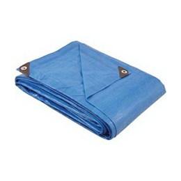 Lona - 3 X  4   Azul    Polietileno [ 6129043000 ] - Vonder