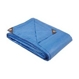 Lona - 4 X  5   Azul    Polietileno [ 6129054000 ] - Vonder