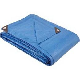 Lona - 4 X  7   Azul    Polietileno [ 6129074000 ] - Vonder