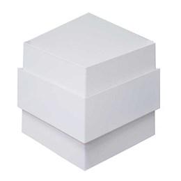 Luminária Arandela Armor 1xG9 Branco [ 02070066-01] - Taschibra