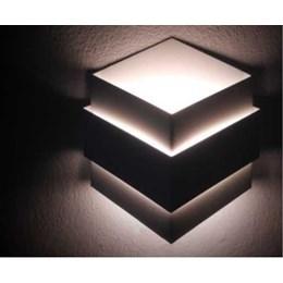 Luminária Arandela Armor 1xG9 Preto [ 02070066-18 ] - Taschibra