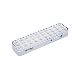 Luminária Emergência 100 Lúmens [ LDE 30L ] (Autovolt) - Intelbras