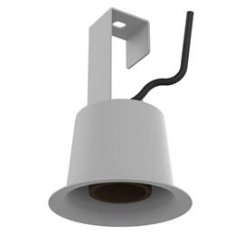 Luminária Gancho para Eletrocalha Branca [ 02110267-01 ] - Taschibra
