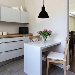Luminária Pendente Alumínio Preto [ TD622 ] - Taschibra