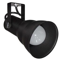 Luminária Spot HOL Para Eletrocalha Preta [ 03010033-18 ] - Taschibra