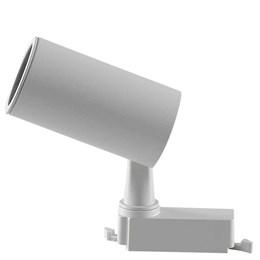 Luminária Spot para Trilho Track MR16 GU10 Branca [ 15090250 ] - Taschibra