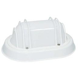 Luminária Tartaruga em Alumínio Branco [ 02070009-01 ] - Taschibra