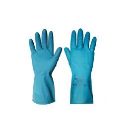 Luva Latex Silver Tamanho GG Azul [ 17330450109 ] - Lalan