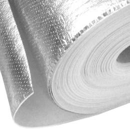 Manta Aluminizada 1 Face 2mm 1.20M Preço/Metro [ DCA000 2B ] - Epex