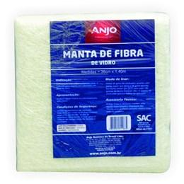 Manta de Fibra de Vidro para Resina 36cm X 1.40M [00118007] - Anjo