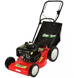 Máquina Cortar Grama com Recolhedor Gasolina 4T 3.5 Hp [ 33284.8 ] - Garthen