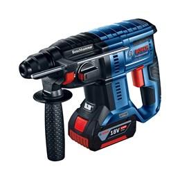Martelete SDS Plus 18.0V LI 2 Baterias com Maleta [ 06119111e0 ](220V) - Bosch