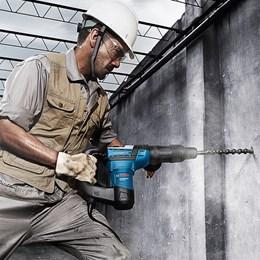 Martelo 1100W Perfurador/Rompedor C/Male GBH5-40D 220V Bosch