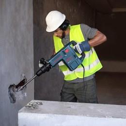 Martelo 1500W Rompedor C/Maleta [ GSH 11 E ] (220V) Bosch