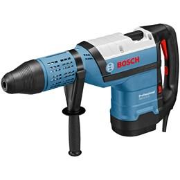 Martelo 1700W Perfurador/Rompedor c/Maleta GBH 12-52 D Bosch