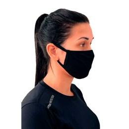 Máscara Semifacial com Proteção UV 50+ Preto [ 370 ] - VITHO PROTECTION