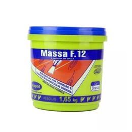Massa p/Madeira Branca F12 1.65 Kg [ 2291 ] - Viapol