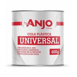 Massa Plástica (Cola)Universal 400 gr [ 019394-08 ] - Anjo